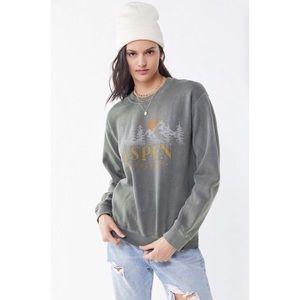 Urban Outfitters Aspen Sweatshirt